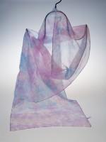 シルク綿紫陽花