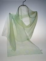 シルク綿新緑