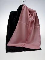 リバーシブル黒×ピンク